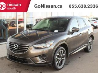 Used 2016 Mazda CX-5 LEATHER SEATS BLUETOOTH SUNROOF HEATED SEATS for sale in Edmonton, AB