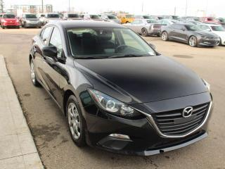 Used 2016 Mazda MAZDA3 BACK UP CAMERA BLUETOOTH for sale in Edmonton, AB
