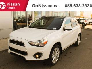 Used 2014 Mitsubishi RVR GT for sale in Edmonton, AB