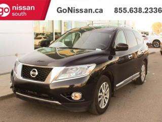 Used 2015 Nissan Pathfinder SL BACK UP CAMERA HEATED SEATS BLUETOOTH LEATHER SEATS for sale in Edmonton, AB