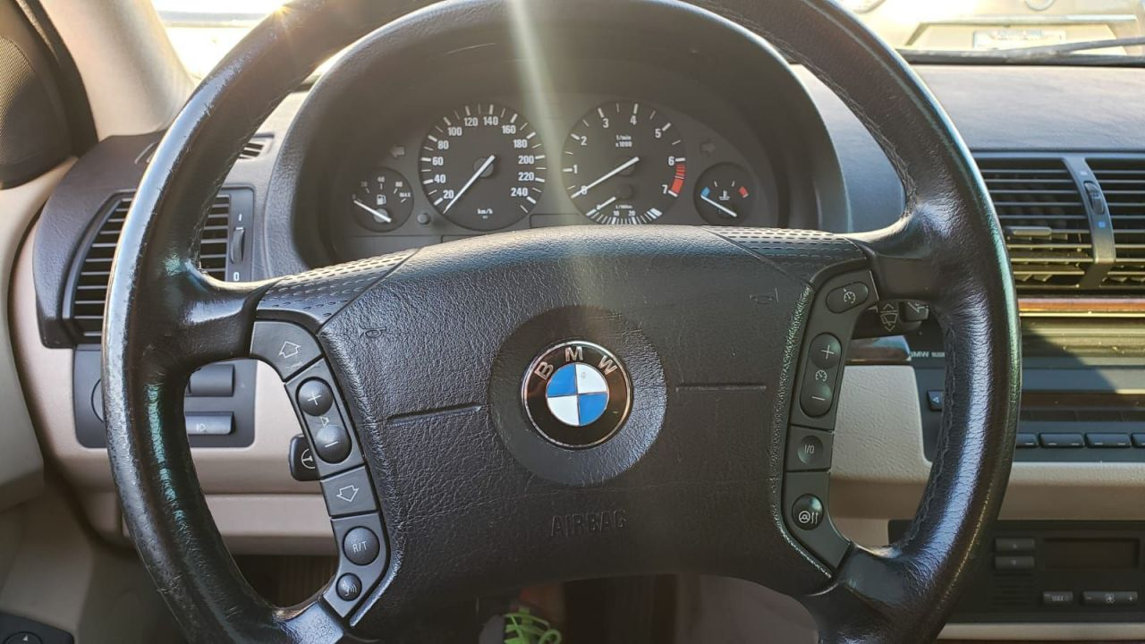 2003 BMW X5