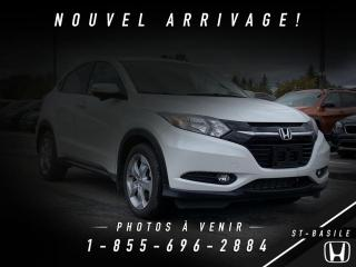Used 2016 Honda HR-V EX 4 portes 4RM CVT for sale in St-Basile-le-Grand, QC