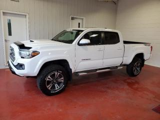 Used 2016 Toyota Tacoma TRD SPORT with Upgrade Pkg for sale in Pembroke, ON