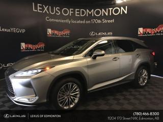Used 2020 Lexus RX 350 L DEMO UNIT - Executive 6-Passenger for sale in Edmonton, AB