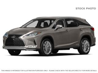 Used 2020 Lexus RX 450h F Sport Series 2 for sale in Edmonton, AB