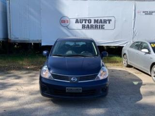 Used 2007 Nissan Versa 1.8 S for sale in Barrie, ON