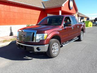 Used 2010 Ford F-150 XLT for sale in Cornwall, ON
