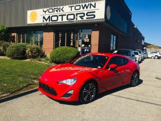 Used 2014 Scion FR-S Monogram/Auto/6 Speed/OneOwner/NoAcc for sale in North York, ON