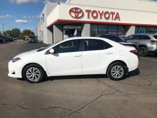Used 2017 Toyota Corolla LE auto Ac camera Heated seats for sale in Cambridge, ON