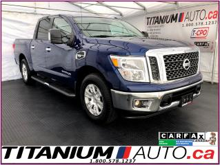 Used 2017 Nissan Titan SV+4X4+GPS+Camera+Blind Spot+Tow PKG.+Heated Seats for sale in London, ON