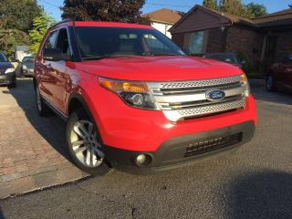 Used 2013 Ford Explorer XLT for sale in Bradford, ON
