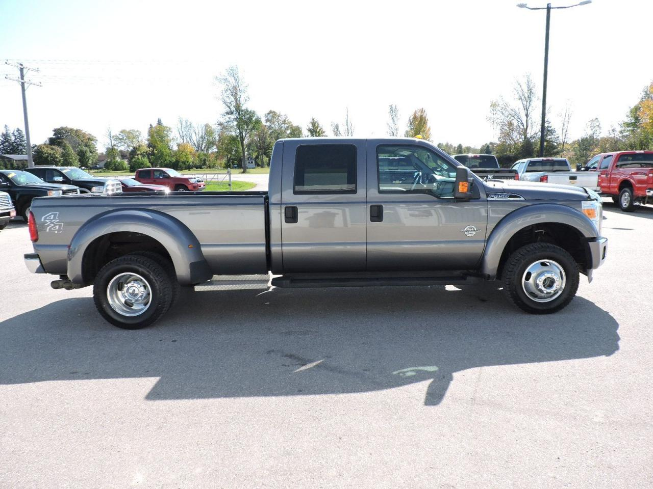 2013 Ford F-450