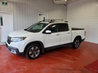 Used 2017 Honda Ridgeline TOURING for sale in Pembroke, ON
