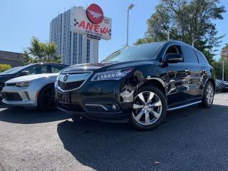 Used 2016 Acura MDX Advance Pkg for sale in Cambridge, ON