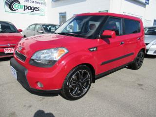Used 2010 Kia Soul 4u Burner *Clean Carproof* Certified w/ Warranty for sale in Brantford, ON