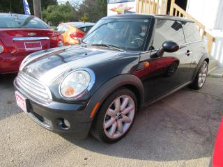 Used 2007 MINI Cooper *Clean Carproof* Certified w/ 6 Month Warranty for sale in Brantford, ON
