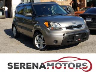 Used 2010 Kia Soul 2u | MANUAL | BLUETOOTH | HTD. SEATS | ONE OWNER for sale in Mississauga, ON