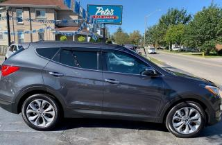 Used 2016 Hyundai Santa Fe Sport SE AWD for sale in Dunnville, ON