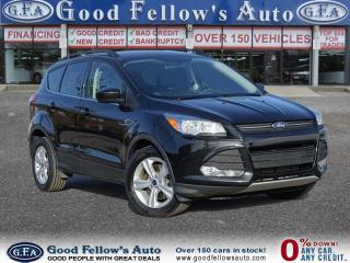 Used 2015 Ford Escape LEATHER SEATS, REARVIEW CAMERA, HEATED SEATS for sale in Toronto, ON