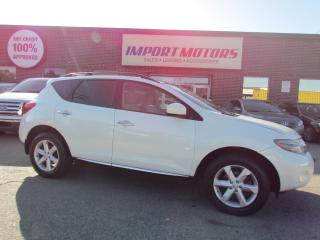 Used 2009 Nissan Murano SL AWD CERTIFIED! Pano Pwr Lift for sale in North York, ON