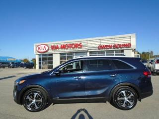 Used 2017 Kia Sorento EX V6 for sale in Owen Sound, ON