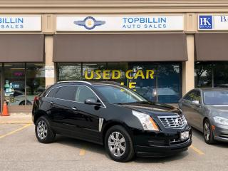 Used 2015 Cadillac SRX Luxury AWD, Navi, Pano Roof, B Cam for sale in Vaughan, ON