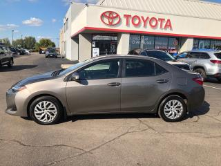 Used 2019 Toyota Corolla LE auto Ac heated seats camera safety features for sale in Cambridge, ON