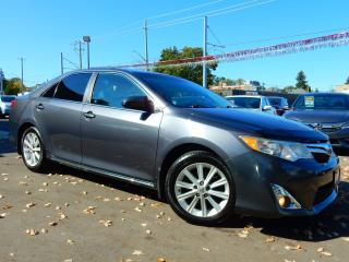 Used 2012 Toyota Camry XLE.Navi.Cam.Leather.Roof.Remote Start.Heated Seat for sale in Kitchener, ON