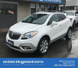 Used 2013 Buick Encore Premium for sale in Niagara Falls, ON