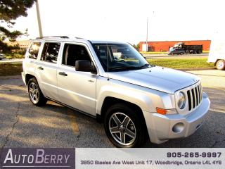 Used 2009 Jeep Patriot SPORT for sale in Woodbridge, ON