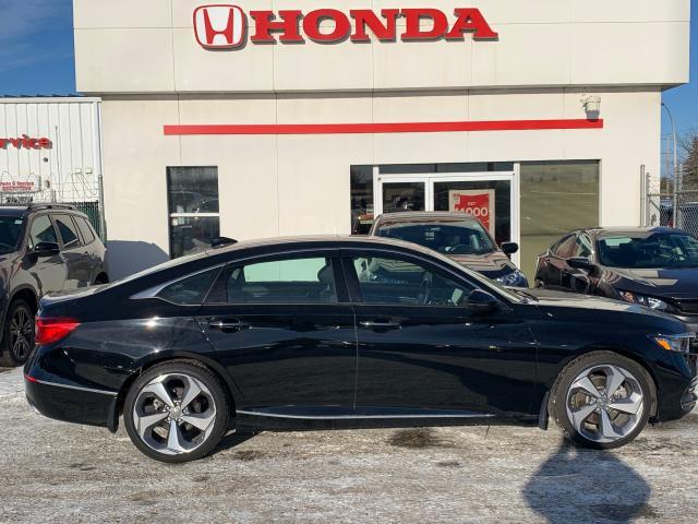 2018 Honda Accord Touring 2.0L Turbo Sunroof Remote Start