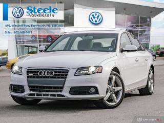 Used 2012 Audi A4 2.0T Premium Plus for sale in Dartmouth, NS