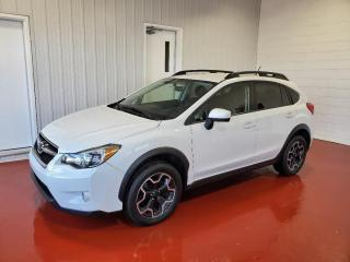 Used 2015 Subaru XV Crosstrek 2.0i w/Touring Pkg for sale in Pembroke, ON