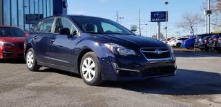 Used 2015 Subaru Impreza AUTO * CAMÉRA * CRUISE * GR. ÉLECT. for sale in Trois-Rivières, QC