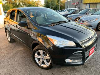 Used 2014 Ford Escape SE/ AUTO/ REVERSE CAM/ PWR GROUP/ ALLOYS/ LIKE NEW for sale in Scarborough, ON