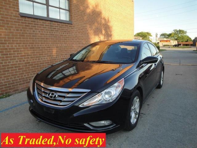 2011 Hyundai Sonata ONE OWNER/ GLS