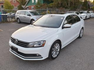 Used 2015 Volkswagen Jetta comfortline for sale in Brampton, ON