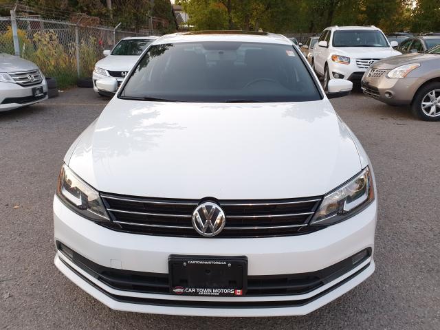 2015 Volkswagen Jetta comfortline Photo2