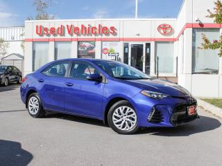 Used 2017 Toyota Corolla 4DR SDN CVT SE for sale in North York, ON