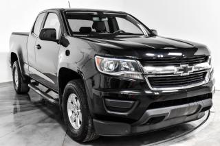 Used 2018 Chevrolet Colorado WORK TRUCK 4x4 A/C for sale in St-Hubert, QC