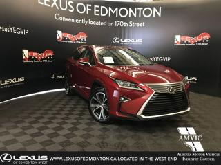Used 2016 Lexus RX 350 Luxury Package for sale in Edmonton, AB