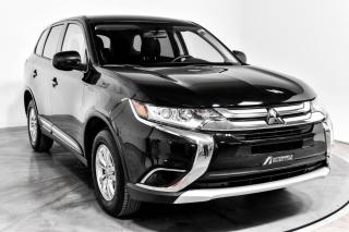 Used 2018 Mitsubishi Outlander ES AWD A/C MAGS GROS ECRAN for sale in St-Hubert, QC