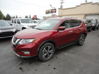 Used 2019 Nissan Rogue SV AWD Navi Toit Pano Démarreur for sale in Laval, QC