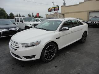 Used 2019 Ford Taurus Limited AWD Cuir Toit Navi Démarreur for sale in Laval, QC