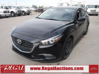 Used 2018 Mazda MAZDA3 GS 4D SEDAN  2.0L for sale in Calgary, AB