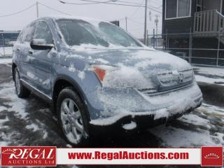 Used 2009 Honda CR-V 4D Utility 4WD for sale in Calgary, AB