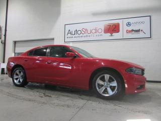 Used 2015 Dodge Charger SXT **NAVI**TOIT**MAGS**Ex taxi**BOSE for sale in Mirabel, QC