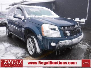 Used 2006 Chevrolet Equinox LT 4D Utility 2WD for sale in Calgary, AB
