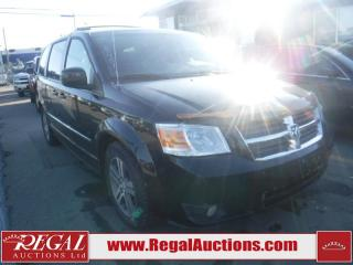 Used 2010 Dodge Grand Caravan SXT WAGON for sale in Calgary, AB