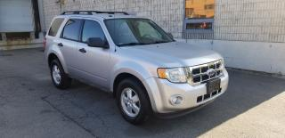 Used 2010 Ford Escape XLT for sale in Toronto, ON